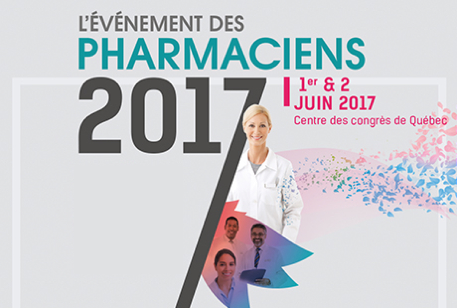 Evenement Pharmaciens@2X